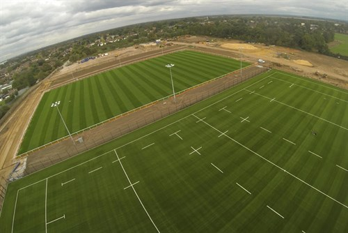 London Irish New Training Ground